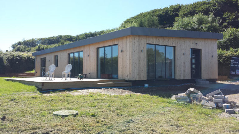 custom new build property